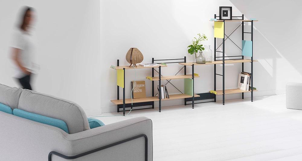 Camif, mobilier, composable, salon, canapé