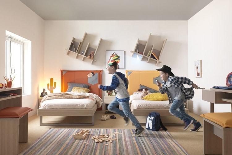 photographie mobilier chambre enfant