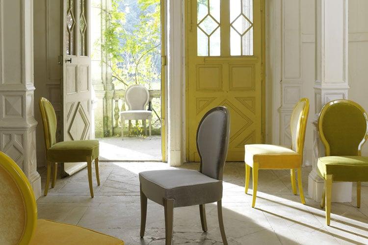 fauteuils Nobilis photo mise en scène location de lieux
