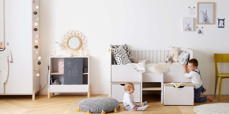 Galipette, Gautier, mobilier, enfant, chambre, bébé, lit, armoire, décoration